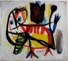 Karel APPEL (1921-2006) - Dier