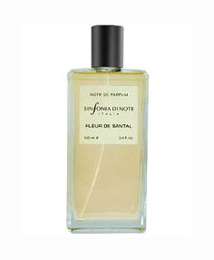 Fleur de Santal by Sinfonia di Note is a warm, spicy, balmy Woody Floral Musk fragrance.  It is an intimate, relaxing and serene scent. It opens with notes of flowers and bergamot. The heart is made of sandalwood and musk, with the base of patchouli and sandalwood. - Fragrantica