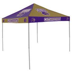 NCAA Western Carolina Catamounts Chckrbrd Tent