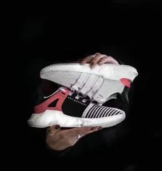 b396ddb294f56 Authentic 2018 ADIDAS EQT SUPPORT ADV CORE BLACK Mans Womens SPort Shoes  EUR 36-44 Black White pink
