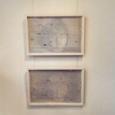 Mark Karasick Painting encaustic 2015