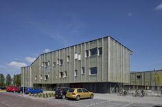 Multifunctionial Centre de Boomgaard / Bastiaan Jongerius Architecten, Public, Netherlands