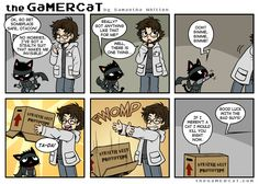 Corrugated Stealth #thegamercat #geek