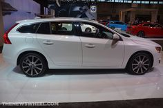 Learn more about the Polestar Volvo V60 Hybrid and cherish the fact that there is finally car that delivers great gas mileage and speed.