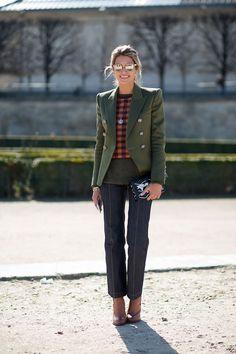 Street Style Paris Edition: Fall 2015 Helena Bordon