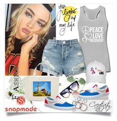 """""""Snapmade 1/10"""" by creativity30 ❤ liked on Polyvore featuring 3x1 and Vans"""