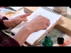 Jane Davies Ink Doodle.mov