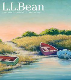 L.L.Bean Spring 2011