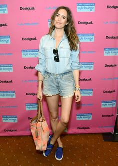 Louise Roe Louise Roe attends the Kari Feinstein Music Festival Style Lounge at La Quinta Resort and Club on April 13, 2014 in La Quinta, Ca...