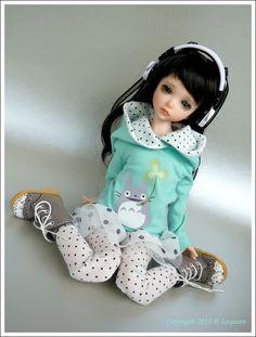 dollshousedropin:  Lonnie Iplehouse KID (by Icequeen's world)