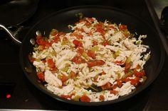 Skinny Chicken Sour Cream Enchiladas | Skinny Mom | Tips for Moms | Fitness | Food | Fashion | Family