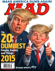 Mad Cover for 2/1/2016