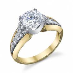 Van Creanest Engagement Ring