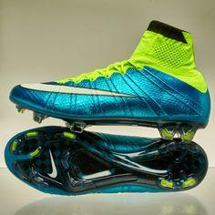 Nike Mercurial Superfly - Blue Lagoon