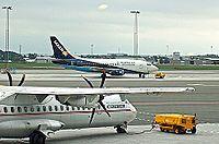 "Wikipedia contributors, ""Billund Airport,"" Wikipedia, The Free Encyclopedia, [http://en.wikipedia.org/wiki/Billund_Airport] (accessed October 13, 2012) | #syddanmark"