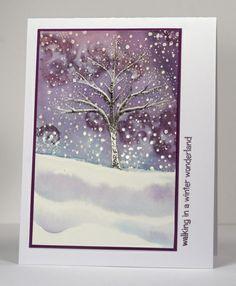 Snowy fantasy Heather Telford