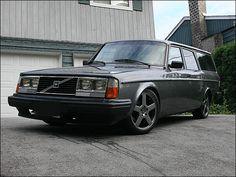 Pimp my Volvo 240 edition