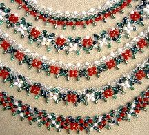 Easy Crystal Necklace by Chris Prussing