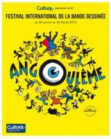 41ème festival de la bande dessinée d'Angoulème - Doc pour docs Brève du 28 janvier 2014