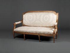 Canapé Louis XVI