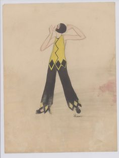 My Humble Collections Rumblings: 1930's FASHION ILLUSTRATIONS by BONNIE CASHIN