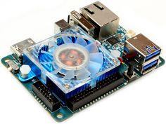 ODroid-XU4 :  Samsung Exynos5422 Cortex™-A15 2Ghz and Cortex™-A7 Octa core CPUs…