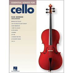 Hal Leonard Essential Songs For Cello