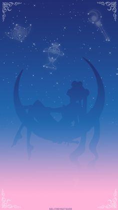 Sailor Moon lockscreen..