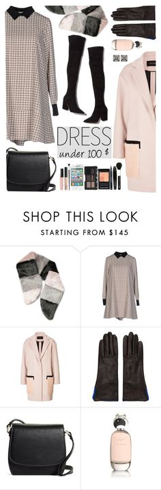 """251. Reasonalbe Winter Dress"" by milva-bg ❤ liked on Polyvore featuring Florence Bridge, Essentiel, Cédric Charlier, Loeffler Randall, Loewe, Brooks Brothers, Comme des Garçons, Henri Bendel and psyche8778"