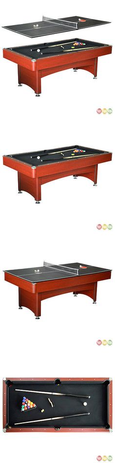 Tables 21213: Bristol 7 Ft Game Table 2 In 1 Pool And