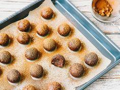 Raw cacao truffles by Ashlae | oh, ladycakes, via Flickr