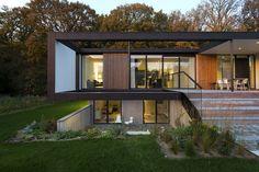 Forest-Edge Home in Denmark