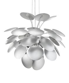 Love this Silver Bloom Pendant Light on #zulily! #zulilyfinds