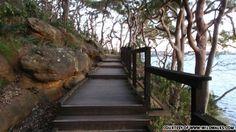 Taronga to Balmoral Beach walk..Aaron and I would love to do it again soon!