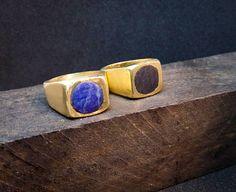 Supply Anello In Argento Massiccio Pietra 925 Taglia 60 Silver Silber Other Fine Rings Jewelry & Watches