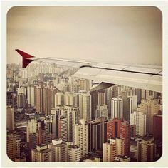 View of Sao Paulo shot by Instagram user fabriciomoura for #GEInspiredME contest.