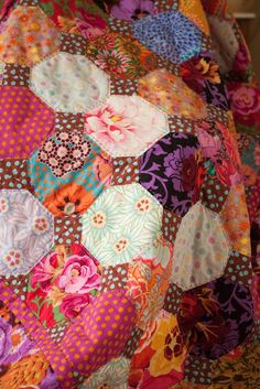 Patchwork Octagons