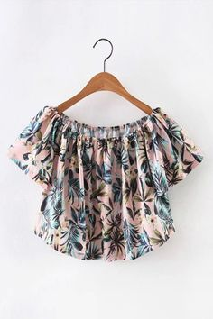 Trendy Outfits, Summer Outfits, Girl Outfits, Cute Outfits, Fashion Outfits, African Fashion, Korean Fashion, Off The Shoulder Top Outfit, Forever 21 Outfits