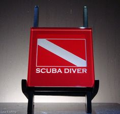 For the Scuba Diver in your life. This red etched glass wall tile would look great in just about anyone's decor. You are looking at ONE etched glass wall tile. It has a Scuba Dive Flag etched on it Etched Gifts, Gifts For Scuba Divers, Dive Flag, Etched Wine Glasses, Slumped Glass, Red Walls, Tile Coasters, Glass Candle Holders, Glass Etching