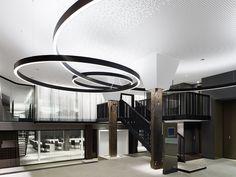 Schorndorf Town Hall by Ippolito Fleitz Group, Schorndorf - Germany