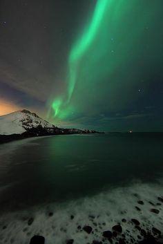 #auroraboreale #scandinavia #sky