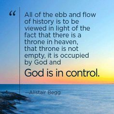 Alistair Begg.....such a wise man!