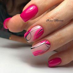 Nail Swag, Chic Nails, Trendy Nails, Rockabilly Nails, Disney Acrylic Nails, Plaid Nails, Cute Nail Art Designs, Minimalist Nails, Nail Manicure
