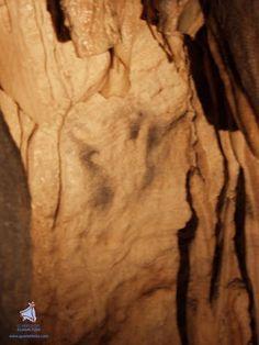 cueva de Ardales - main négative