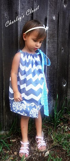 Hey, I found this really awesome Etsy listing at https://www.etsy.com/listing/232219530/little-girls-chevron-pillowcase