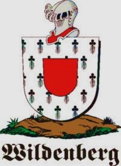 Wildenberg Family Crest / Wildenberg Coat of Arms [Personalized Gifts – Your own Family Crest order now ]