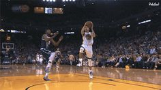 Steph Curry to Harrison Barnes