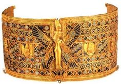 ancient egyptian jewelry - Google Search