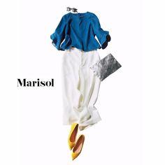 久々のTDL。さりげないコスプレ感が40代の心までをも高揚させる|Marisol ONLINE|女っぷり上々!40代をもっとキレイに。