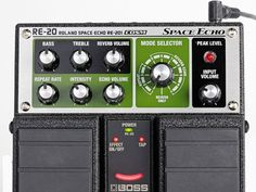 RE-20, meant to be good. Johnny Greenwood uses one. Says something I guess.